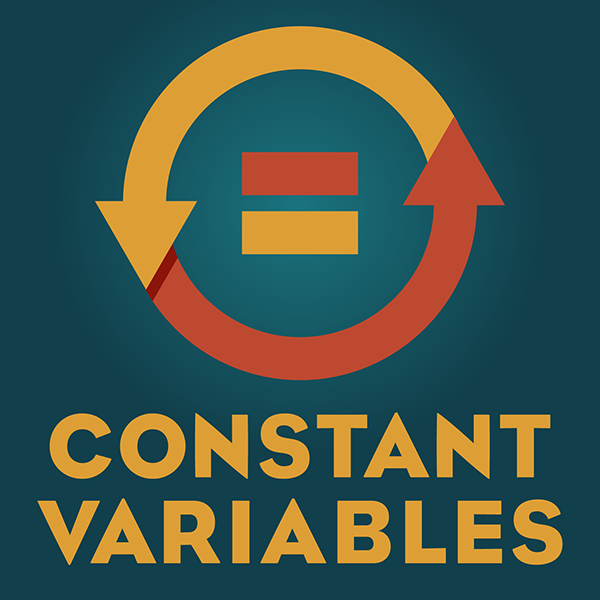 Constant Variables Podcast Logo